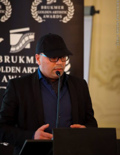 Harwan RED Brukmer golden artistic awards 2016