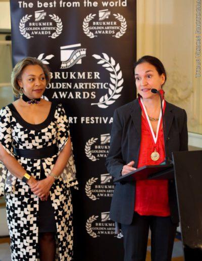 Brukmer golden artistic awards 2016