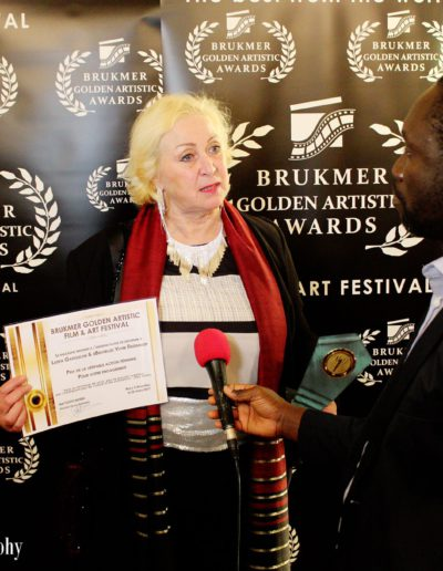 Brukmer golden artistic awards 2017