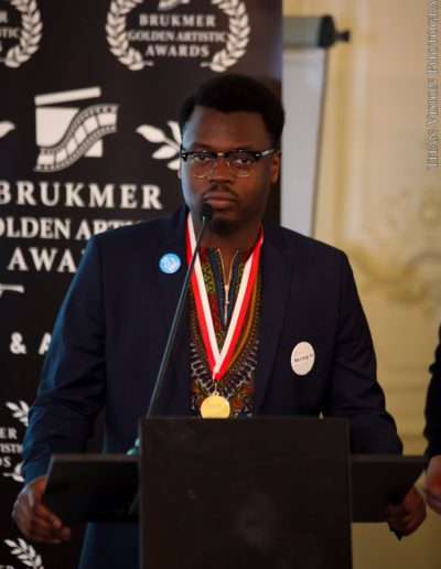 Brukmer golden artistic awards 2016
