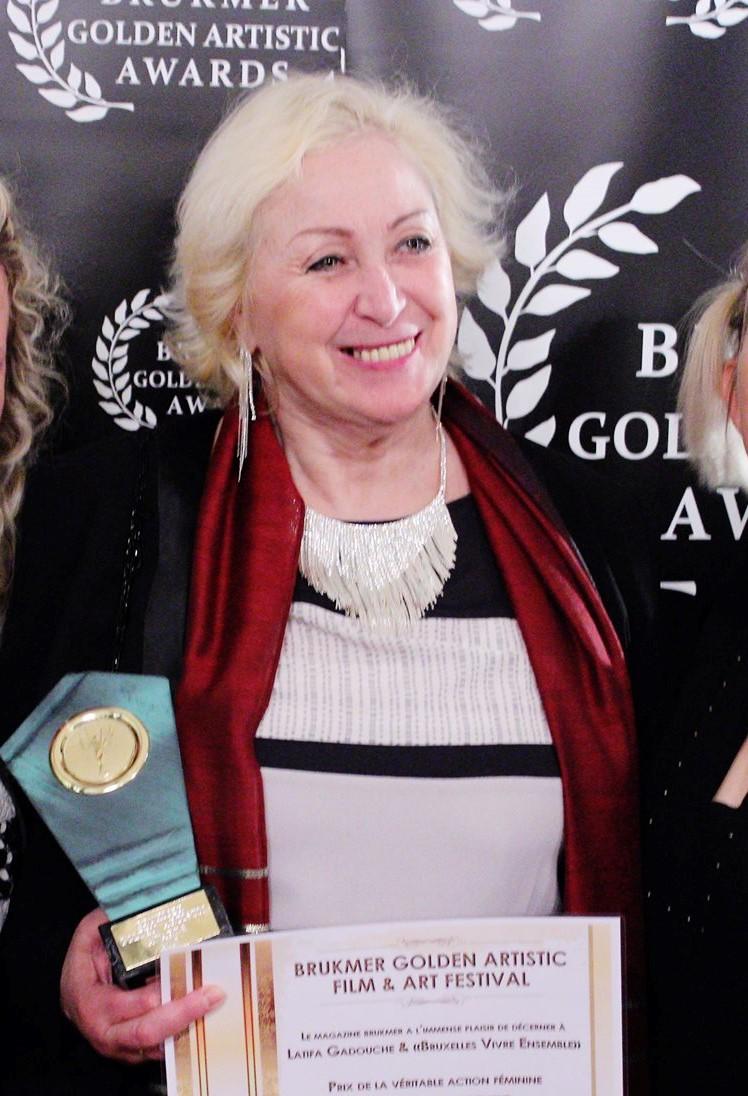 Latifa Gadouche