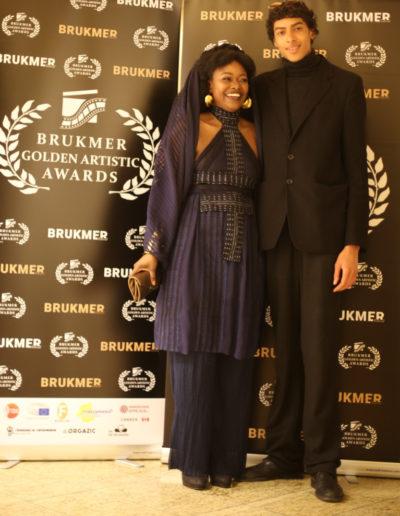 Brukmer golden artistic awards 2018 oumar dicko babetida