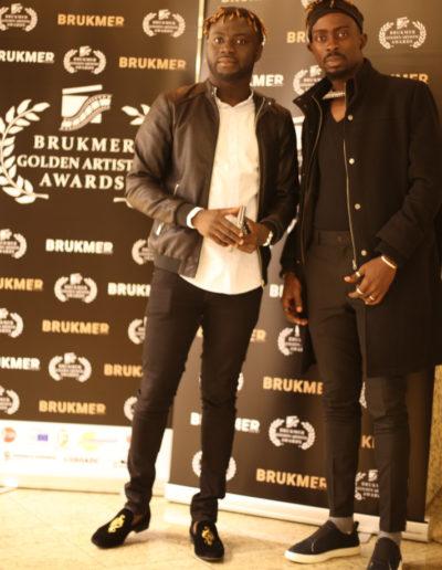 Brukmer golden artistic awards 2018