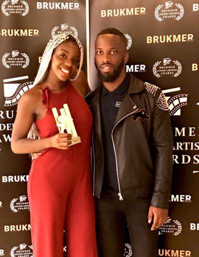 Brukmer golden artistic awards 2018 jeny bsg dr ideology